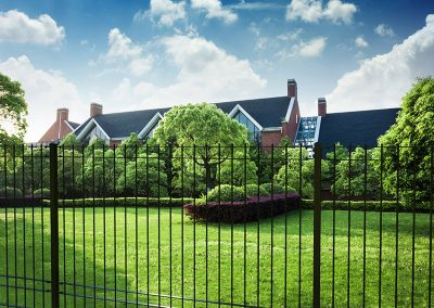 Clôtures Orford - Architechtural